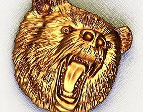 3D print model Applied part Bear