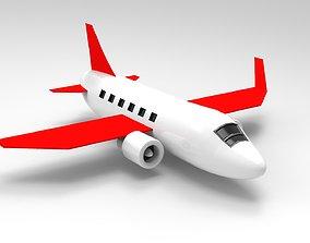 3D print model toy AIRPLANE