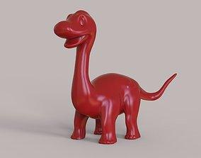 Dino Toon 3D print model