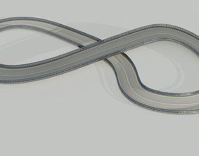 3D model Track