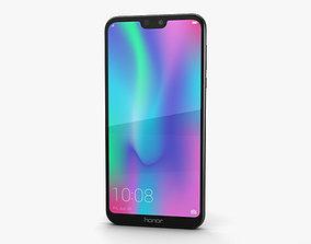 mobile Huawei Honor 9N Black 3D model