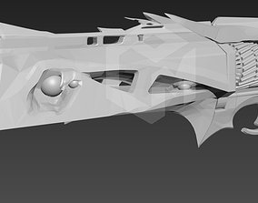 3D printable model Thorn - Destiny 2