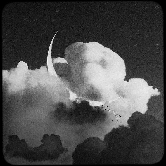 Dream in the clouds