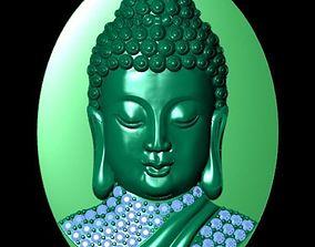 Budha Diamond Pendant 3D printable model