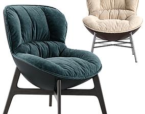 Ditre italia Softy armchair 3D