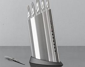 3D model knife rack 31 am145