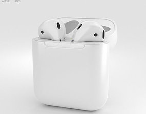 3D model airpods Apple AirPods