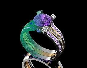 3D print model Ring Kirin