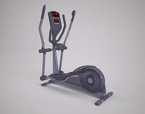 Gym Crosstrainer 3D
