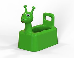 3D printable model Loo Seat for Toddler