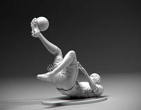 3D print model Footballer Flip Strike STL