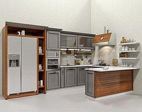 Kitchen Interior Design 3D