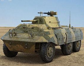 3D model M8 Greyhound