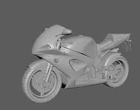 3D suzuki gsx 750r