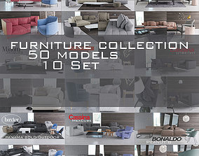 3D model furniture collection Vol 1