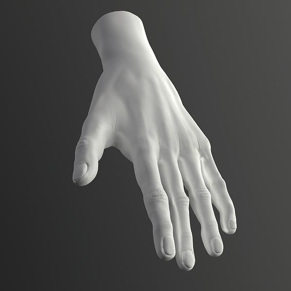 Male Hand