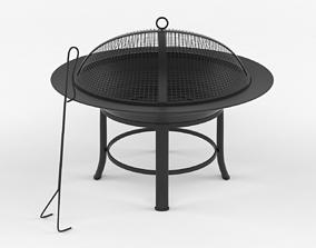 Mainstays Fire Pit 3D model