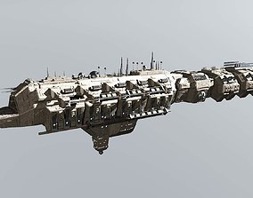 3D model CDF Carrier