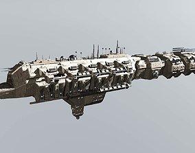 3D model CDF Carrier