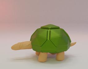 Tortoise tortoise 3D print model
