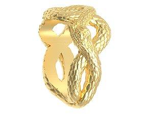 Eyelet snake for pendant 3d print ready