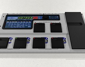 3D Guitar Effects Processor Pedal - Digitech RP2000