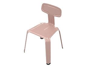Moormann Pressed Chair 3D