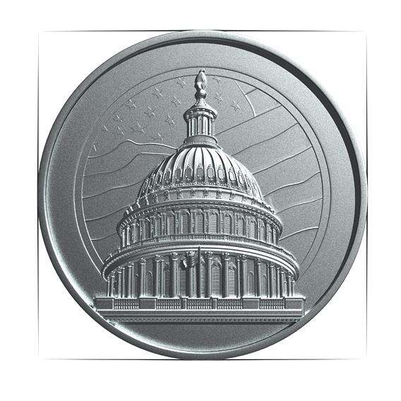 Coin designing