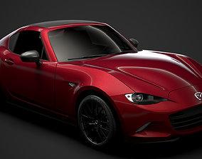 Mazda MX 5 RF Ignition ND 2016 3D model