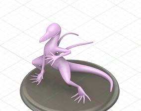 pokemon Salazzle 3D print model