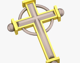 Cross 002 printready 3D print model