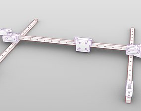 3D print model Ender 5 GT X - Y Conversion