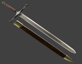3D ICE SWORD NED STARK