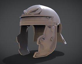 3D printable model Roman Helmet