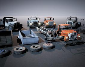 3D model International Loadstar Set