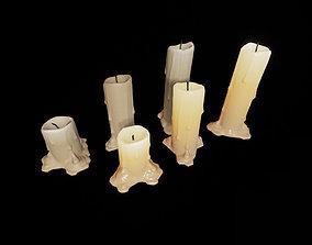 3D asset Candles Pack