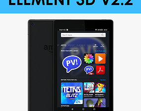 E3D - Amazon Fire HD 8