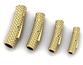 3D print model LOCK FOR LACES braceletcharm