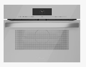 3D Speed Oven Miele H 6700 6800 BM White