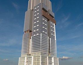 3D Skyscraper 10