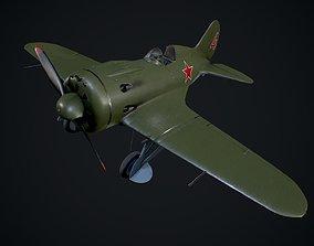 Polikarpov i-16 3D model