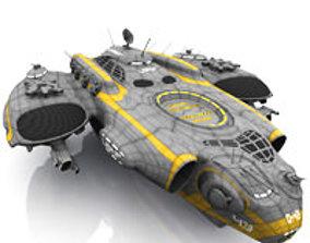 humanoid 3D Advanced Destroyer