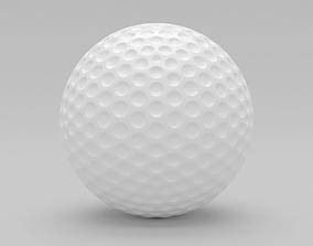 Golf Ball 3D PBR sports