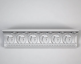 3D model Peterhof Wall Ceiling K129