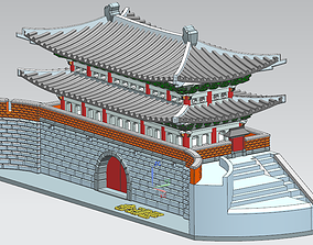 3D printable model SungNyeMun