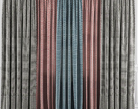 3D Curtain Set 30