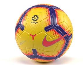 3D model Nike Merlin Premier LaLiga Winter Ball