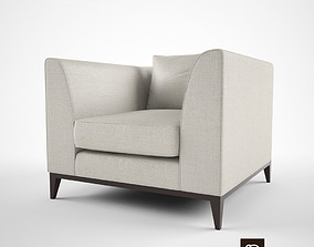 The sofa and chair company - Pollock 3D