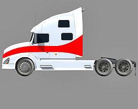 Volvo Truck Tractor 05 3D