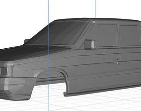 Renault 11 Body Car 3D printable model